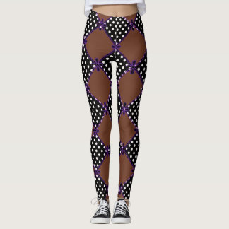 Legging Remendos & Bow's_STREET-WEAR_Cocoa_LEGGING'S_XS-XL