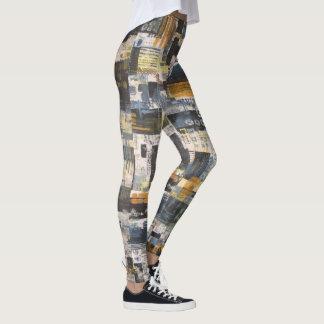 Legging Reykjavik - caneleiras na moda do artista