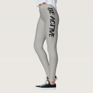 Legging seja leggins ativos