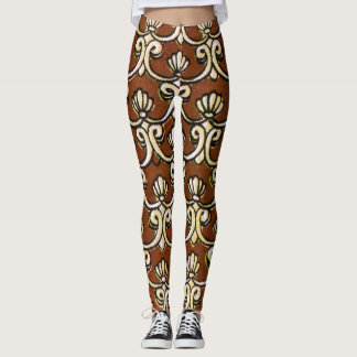 Legging semanggi do batik