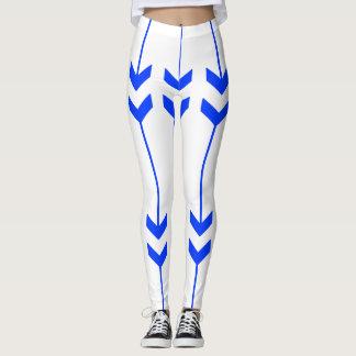 Legging Setas azuis