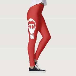 Legging Símbolo da máscara de gás