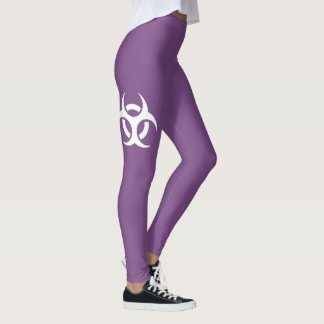 Legging Símbolo do Biohazard