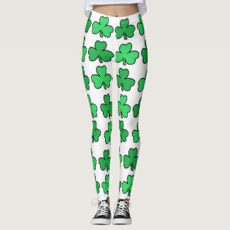 Legging Sorte irlandesa