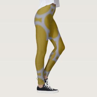 Legging Swerve amarelo