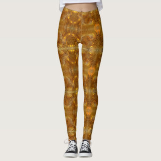 Legging Textura do mel