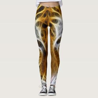 Legging Tigre do Fractal