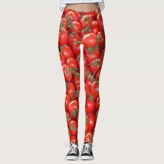 Legging Tomates vermelhos da videira