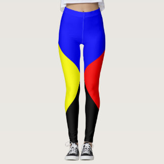 Legging Tribo Zulu