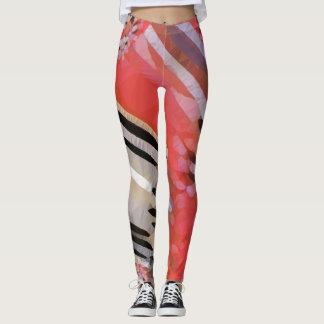 Legging Truta de arco-íris