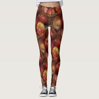Legging Uma maçã um o dia…