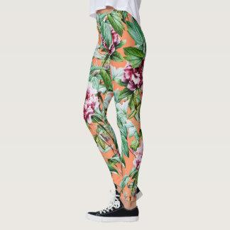 Legging V2 floral gelado