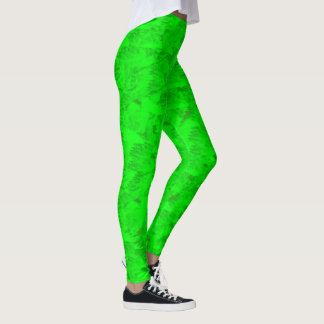 Legging Verde elegante