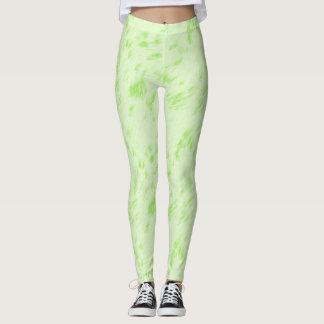 Legging Verde Pastel