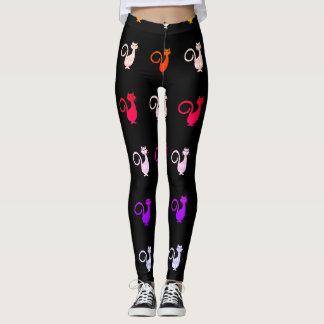 Legging VIVID-KAT'S-Street-Wear_Multi-Colored-XS-XL