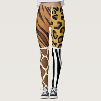Legging Wild!