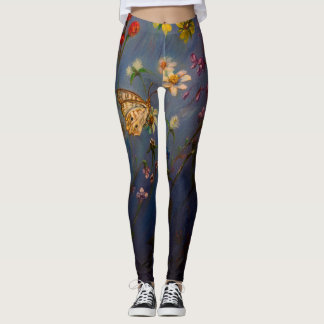 Legging Wildflowers