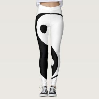 Legging yin yang