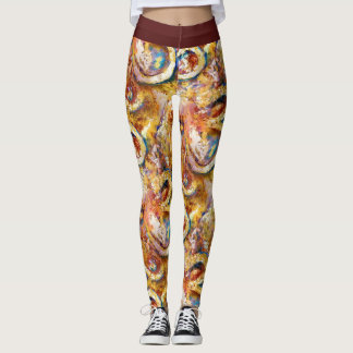 Legging Yoga OM multicolor