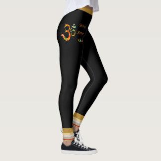 Legging Yoga Om Shanti