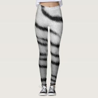 Legging Zebra Stripes - Power yoga Ir