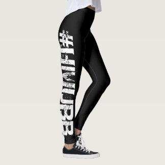 Leggins pretos de HMUBB Legging