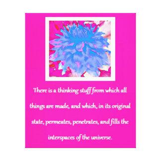 Lei de citações da atração - dália