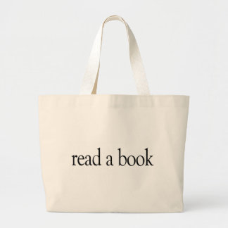 Leia um livro bolsas para compras