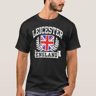 Leicester Inglaterra Tshirt