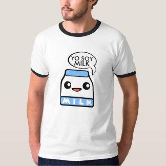 Leite de soja de Yo Camiseta