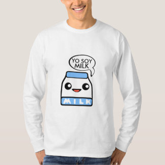 Leite de soja de Yo Camisetas