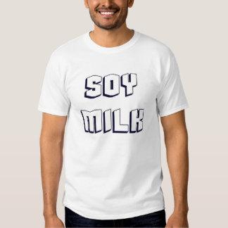 Leite de soja t-shirt