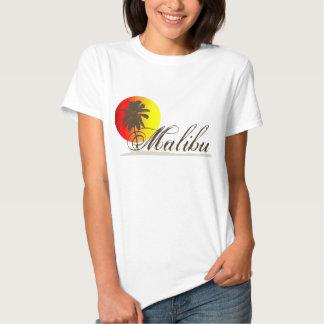 Lembrança de Malibu Califórnia Camiseta