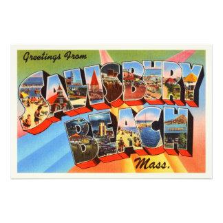 Lembrança do viagem das MÃES de Massachusetts da Impressão De Foto