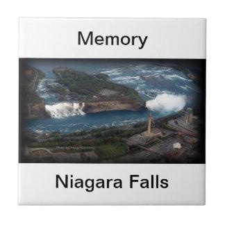 Lembrança & presente de Niagara Falls