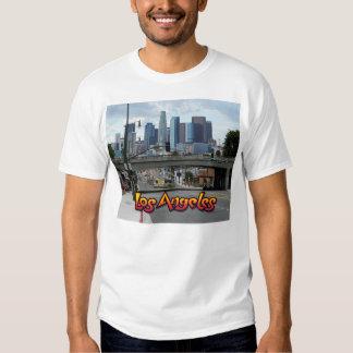 Lembrança T_011 de Los Angeles T-shirts