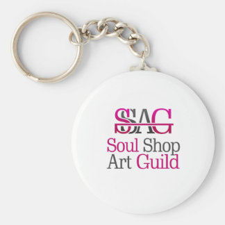 Lembranças da guilda da arte da loja da alma chaveiro