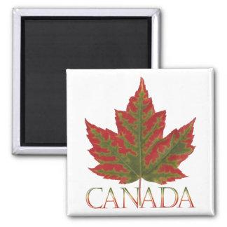 Lembranças de Canadá da imã de geladeira da