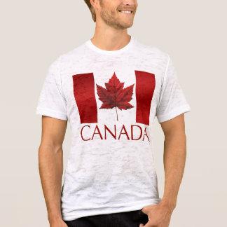 Lembranças na moda de Canadá da camisa dos t-shirt