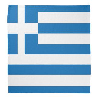 Lenço A bandeira nacional da piscina