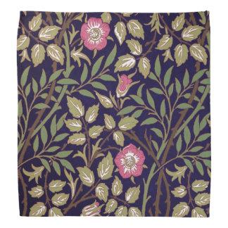 Lenço Arte floral Nouveau do Briar doce de William
