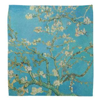 Lenço Árvore de amêndoa de florescência por Van Gogh