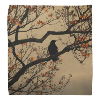Lenço Árvore do corvo