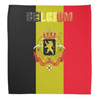Lenço Bandeira belga