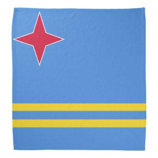 Lenço Bandeira de Aruba