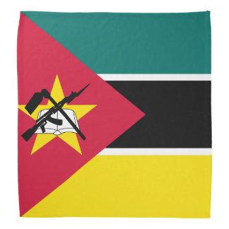 Lenço Bandeira de Mozambique