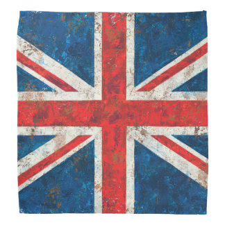 Lenço Bandeira de Union Jack