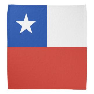 Lenço Bandeira do Chile
