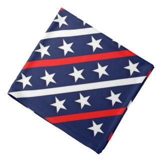 Lenço Bandeira dos Estados Unidos