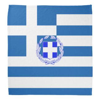 Lenço Bandeira grega